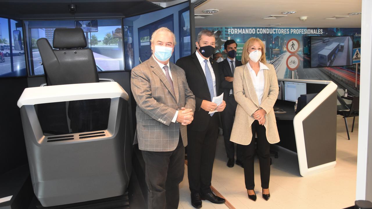 Ecodriving simulator