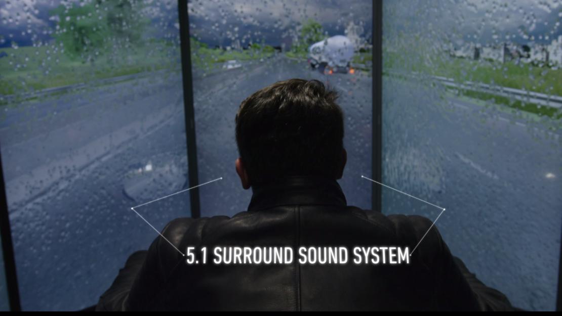 Surround-Soundsystem