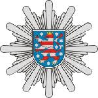 Thüringer Polizei - Allemagne